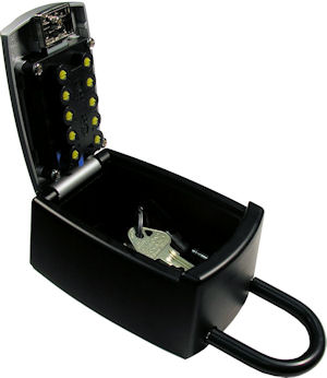Ultimate Key Storage Surf Lock